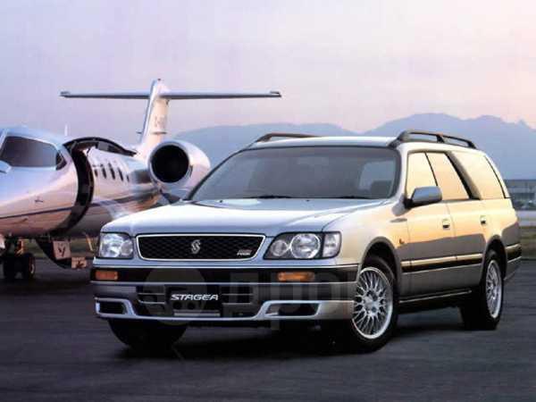Nissan Stagea, 1996 год, 223 000 руб.