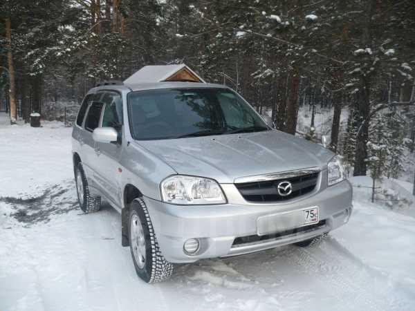 Mazda Tribute, 2002 год, 430 000 руб.