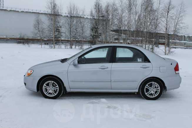 Kia Cerato, 2007 год, 390 000 руб.