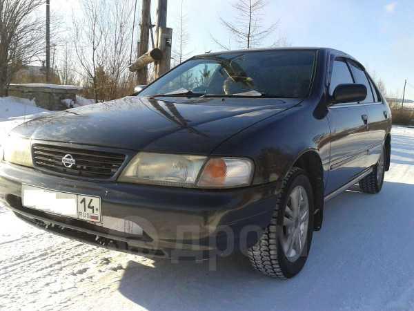 Nissan Sunny, 1994 год, 120 000 руб.