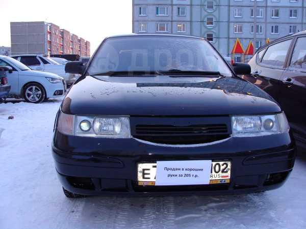 Лада 2112, 2008 год, 204 000 руб.
