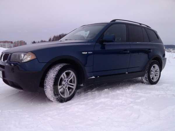BMW X3, 2004 год, 640 000 руб.