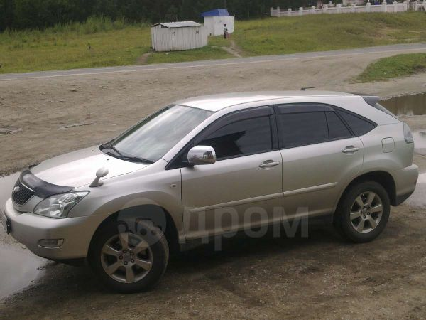Toyota Harrier, 2006 год, 920 000 руб.