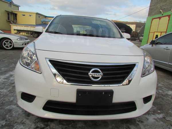 Nissan Versa, 2012 год, 1 209 096 руб.
