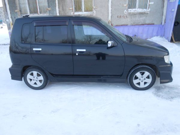 Nissan Cube, 2001 год, 150 000 руб.