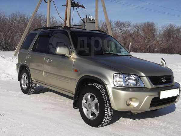 Honda CR-V, 1999 год, 399 000 руб.