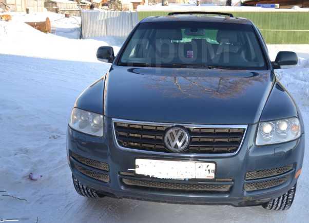 Volkswagen Touareg, 2004 год, 750 000 руб.