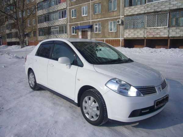Nissan Tiida Latio, 2007 год, 350 000 руб.