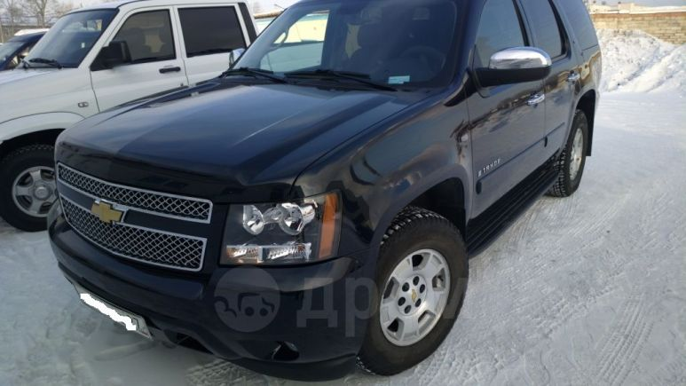 Chevrolet Tahoe, 2008 год, 1 340 000 руб.