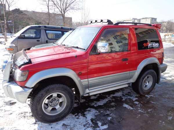 Mitsubishi Pajero, 1996 год, 410 000 руб.
