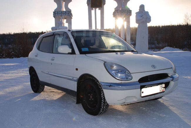 Toyota Duet, 1998 год, 150 000 руб.