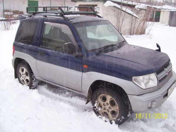 Mitsubishi Pajero iO, 1998 год, 260 000 руб.