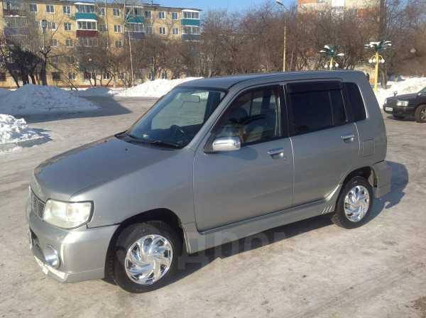 Nissan Cube, 2001 год, 158 000 руб.
