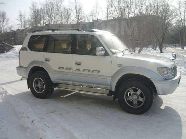 Toyota Land Cruiser Prado, 1998 год, 699 000 руб.