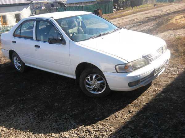 Nissan Sunny, 1998 год, 160 000 руб.