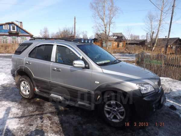 Kia Sorento, 2003 год, 550 000 руб.