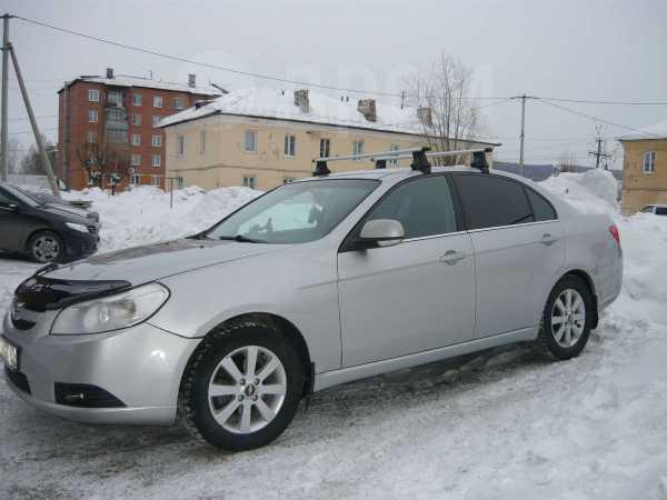 Chevrolet Epica, 2007 год, 480 000 руб.