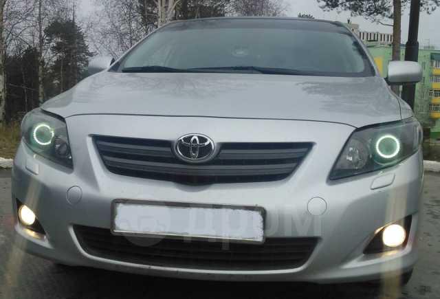 Toyota Corolla, 2008 год, 495 000 руб.