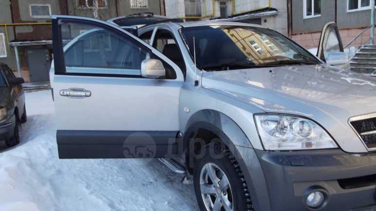 Kia Sorento, 2005 год, 640 000 руб.