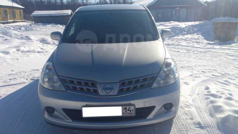 Nissan Tiida Latio, 2008 год, 410 000 руб.