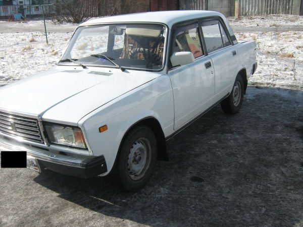 Лада 2107, 2003 год, 97 000 руб.