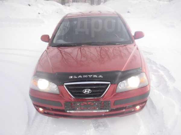 Hyundai Elantra, 2005 год, 365 000 руб.
