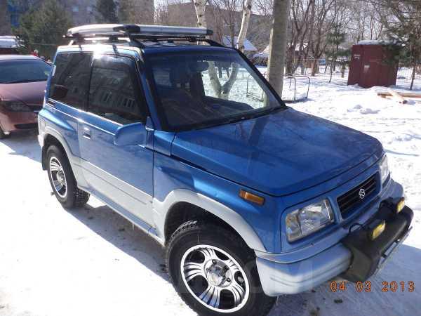 Suzuki Escudo, 1997 год, 360 000 руб.