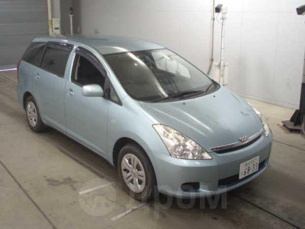 Toyota Wish, 2005 год, 550 000 руб.