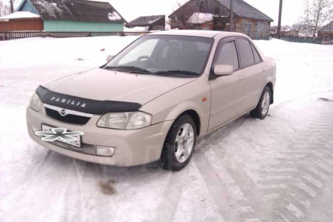 Mazda Familia, 2000 год, 210 000 руб.