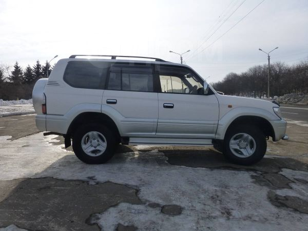 Toyota Land Cruiser Prado, 1999 год, 760 000 руб.