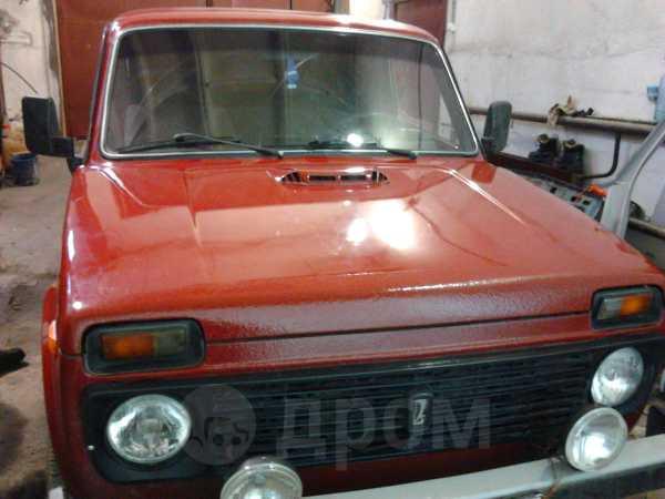 Лада 4x4 2121 Нива, 2005 год, 200 000 руб.