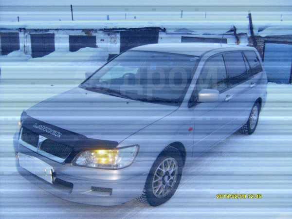 Mitsubishi Lancer Cedia, 2002 год, 270 000 руб.