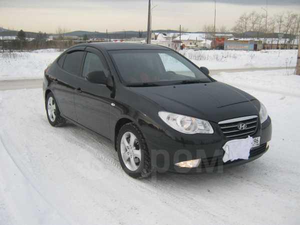 Hyundai Elantra, 2008 год, 490 000 руб.