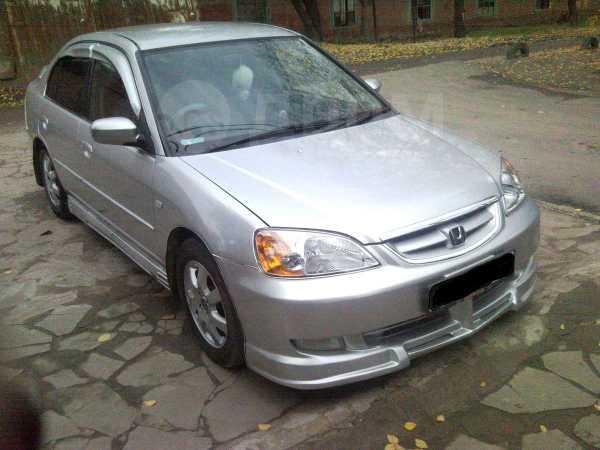 Honda Civic, 2003 год, 310 000 руб.