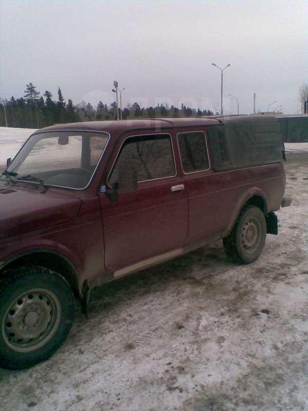 Лада 4x4 2131 Нива, 2008 год, 250 000 руб.
