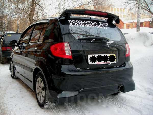 Hyundai Getz, 2008 год, 350 000 руб.