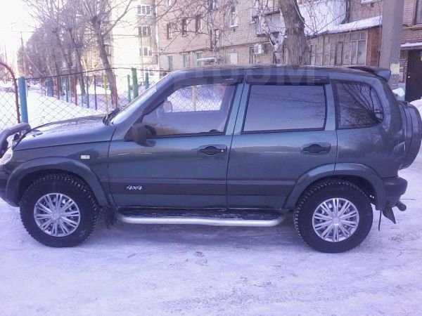Chevrolet Niva, 2007 год, 310 000 руб.