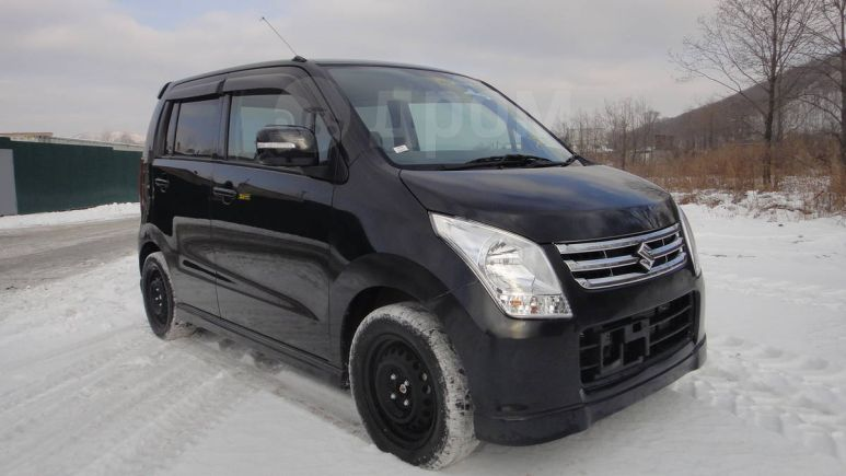 Suzuki Wagon R, 2009 год, 233 000 руб.