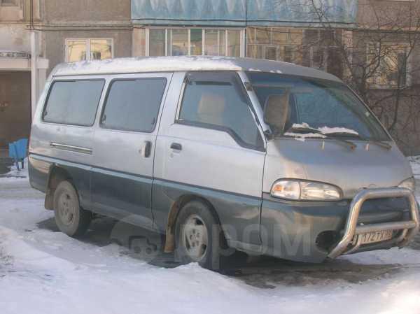 Hyundai Grace, 1996 год, 175 000 руб.