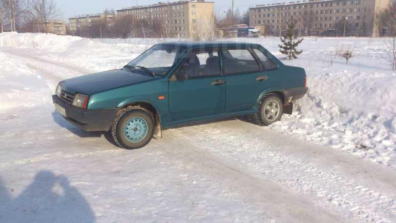 Лада 21099, 1997 год, 52 000 руб.