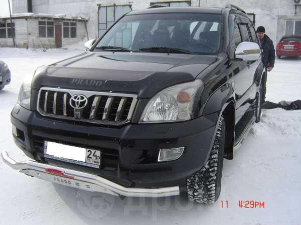 Toyota Land Cruiser Prado, 2009 год, 1 500 000 руб.