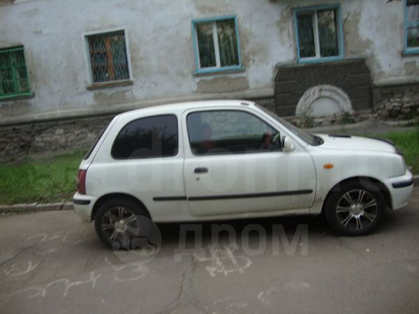 Nissan March, 1998 год, 115 000 руб.
