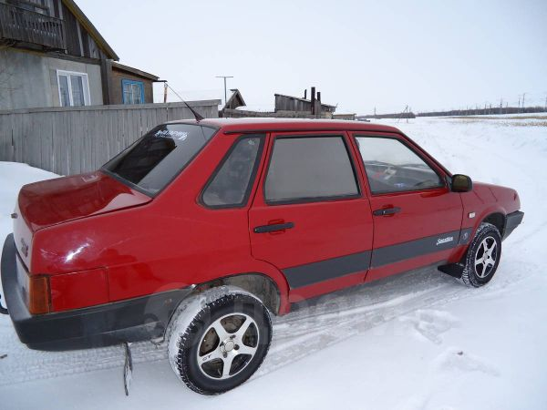 Лада 21099, 1992 год, 53 000 руб.