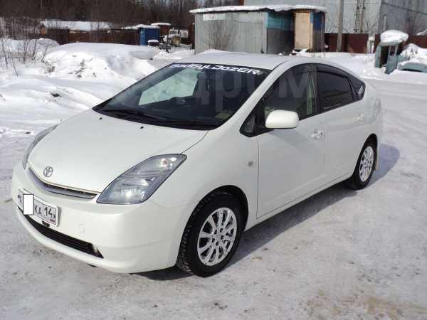 Toyota Prius, 2007 год, 530 000 руб.