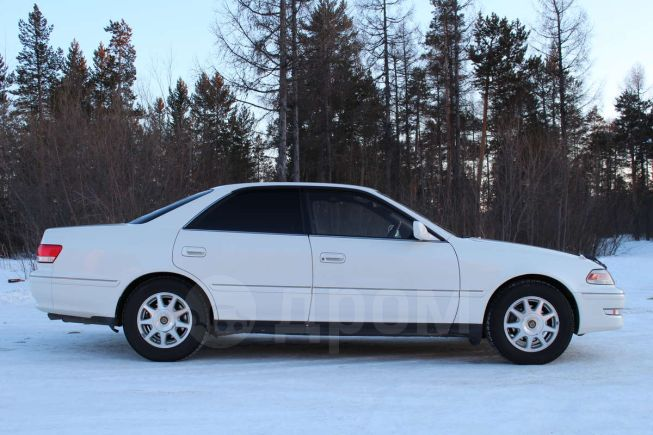 Toyota Mark II, 2000 год, 350 000 руб.