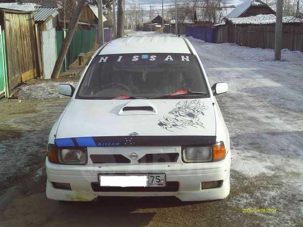 Nissan AD, 1997 год, 160 000 руб.