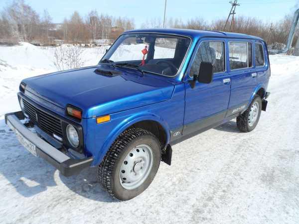 Лада 4x4 2131 Нива, 2006 год, 235 000 руб.