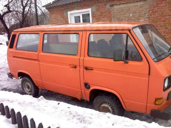 Volkswagen Transporter, 1987 год, 60 000 руб.