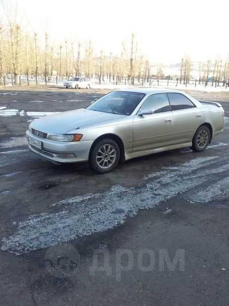 Toyota Mark II, 1995 год, 259 999 руб.