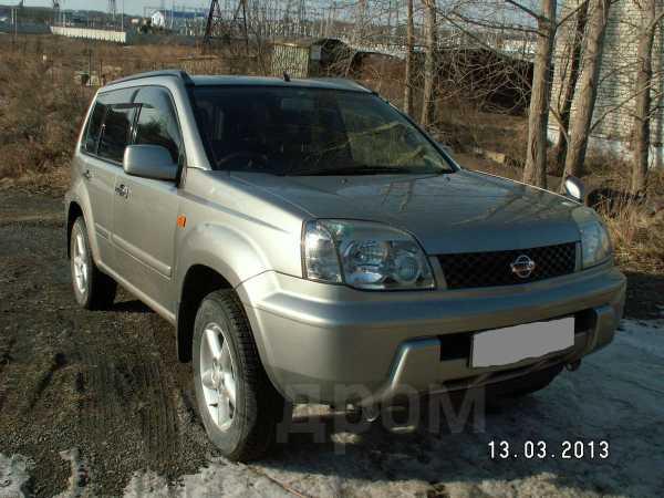 Nissan X-Trail, 2001 год, 550 000 руб.
